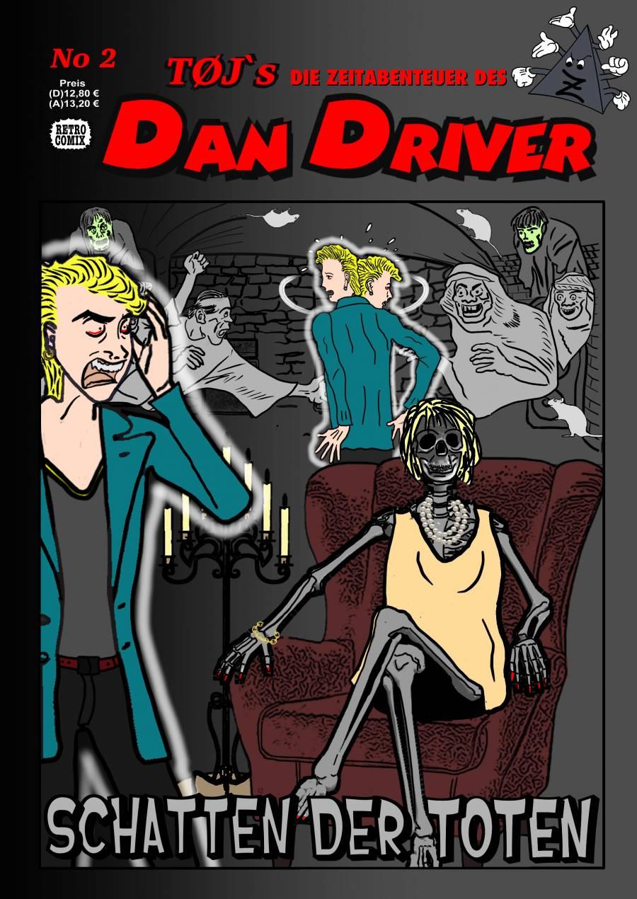 No2 DAN DRIVER - - - SCHATTEN DER TOTEN